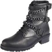 Enkellaars Chainster Zwart
