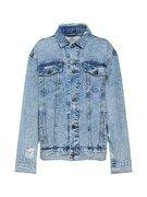 CHEAP MONDAY, Dames Tussenjas 'Upsize Jacket', blauw