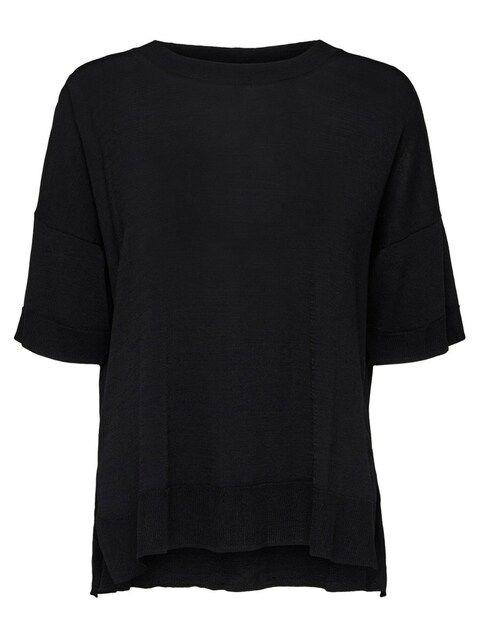 SELECTED FEMME, Dames Shirt, zwart