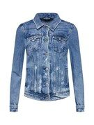 Pepe Jeans, Dames Tussenjas 'Thrift', blauw