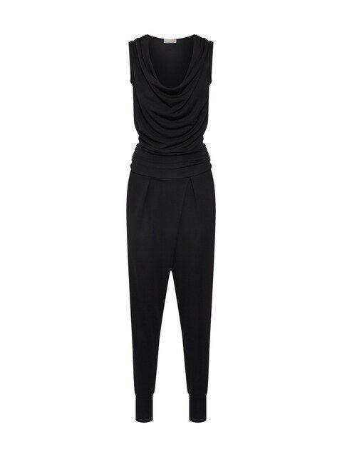 Cartoon, Dames Jumpsuit, zwart