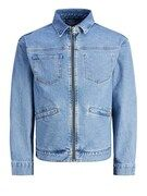 JACK & JONES, Heren Tussenjas, smoky blue
