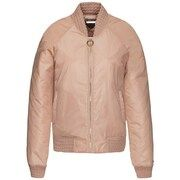 TOMMY HILFIGER, Dames Tussenjas 'BIANCA PADDED BOMBER', rosa