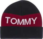 Muts Tommy Hilfiger  TOMMY COLORBLOCK BEANIE C.901CORPORATE