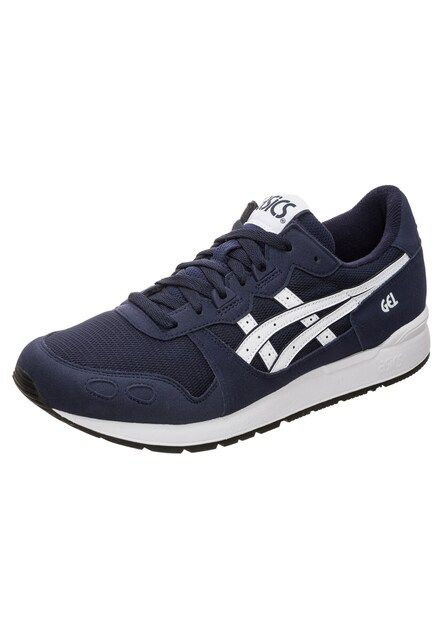 Asics Tiger, Dames Sneakers laag 'Gel Lyte', navy / wit