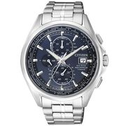 Citizen AT8130-56L Super Titanium Chrono Radio Controlled
