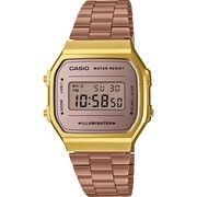 Casio A168WECM-5EF Mirror Retro Collection