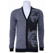 Pepe Jeans vest - Andy Warhol - Zwart/Grijs