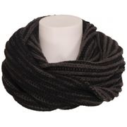 KNITTED SCARF 9000 - Antony Morato - Accessoires - Zwart