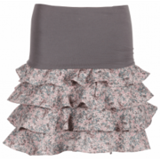 Dept rokje - woven skirt - pale blush