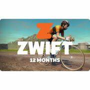 Zwift 12 Month Membership - Cadeaubonnen