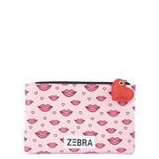 Zebra Trends Pencilcase Kisses