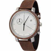 KERBHOLZ horloge FRANZ WALNUT/TOBACCO 48mm