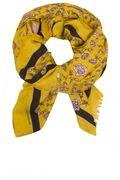 Sjaal Tuma  yellow