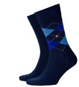 Burling heren 2-pack sokken