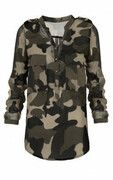 Army Blouse Military