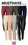 Musthave Deal Coating Jeans
