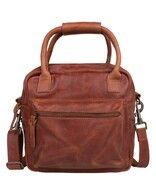 Cowboysbag Bag Widnes Schoudertas 1514 Cognac