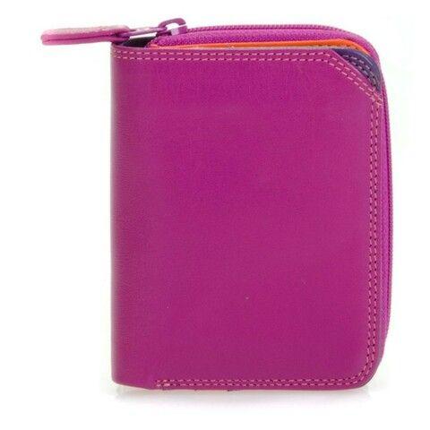 mywalit soft zip around wallet 226 75 sangria multi