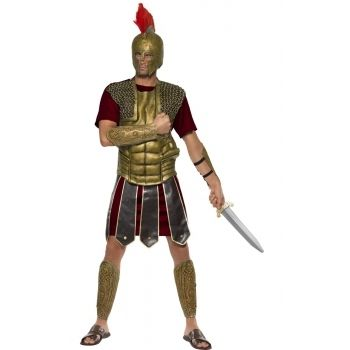 Perseus soldaten Gladiator verkleed kostuum