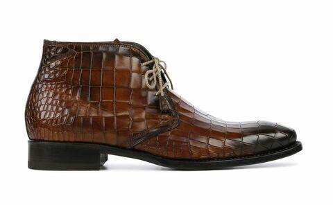 Harris Boots Heren (Cognac)