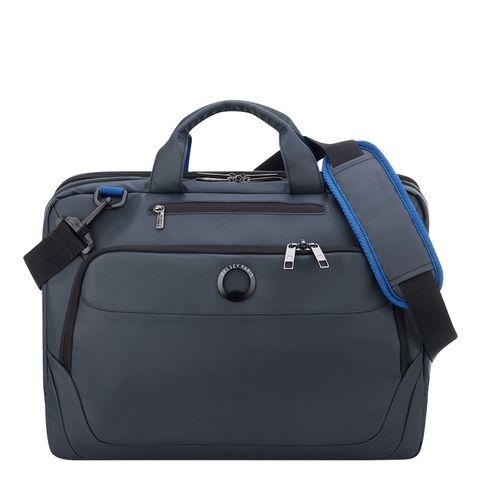 Delsey Parvis Plus Laptop Bag 2-CPT 15.6