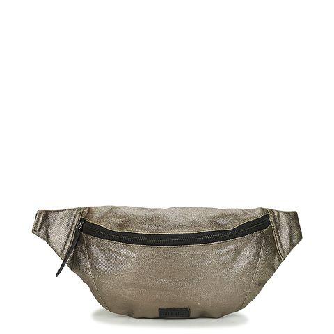 Superdry Metallic Bum Bag Pewter