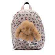 Zebra Trends Kinder Rugzak S Honey Bunny Leo Camel
