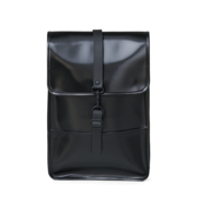 Rains Original Backpack Mini Shiny Black