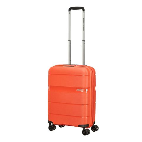 American Tourister Linex Spinner 55 Tigerlily Orange