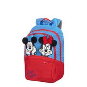 Samsonite Disney Ultimate 2.0 Backpack M Minnie/Mickey Stripes