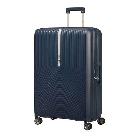 Samsonite Hi-Fi Spinner 75 Expandable Dark Blue