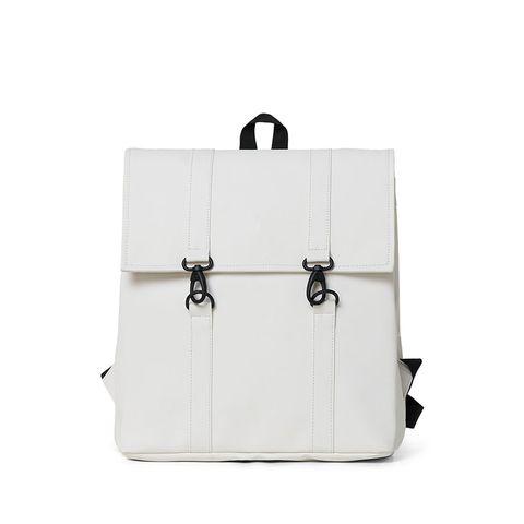 Rains Original MSN Bag Mini Rugtas Off White