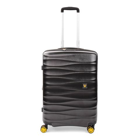 Roncato Stellar 4 Wiel Cabin Trolley 55 Expandable Antracite