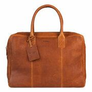 Burkely Antique Avery Worker 15.6 inch Laptoptas Cognac