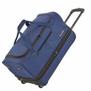 Travelite Basics Wheeled Duffle 55 Expandable marine / orange Reistas