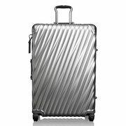 Tumi 19 Degree Aluminium Extended Trip Packing Case Silver