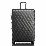 Tumi 19 Degree Aluminium Extended Trip Packing Case Matte Black