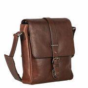 Leonhard Heyden Roma Shoulder Bag S Brown 5367