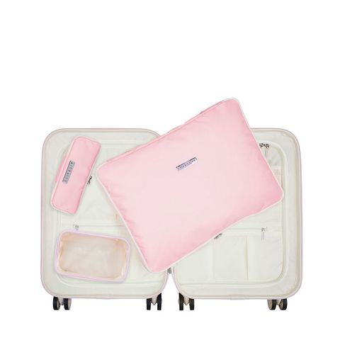 Suitsuit Fabulous Fifties Pink Dust Packing Cube Set 55 Cm