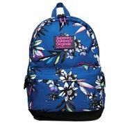 Superdry Montana Print Edition Backpack Alice Tropical Cobalt