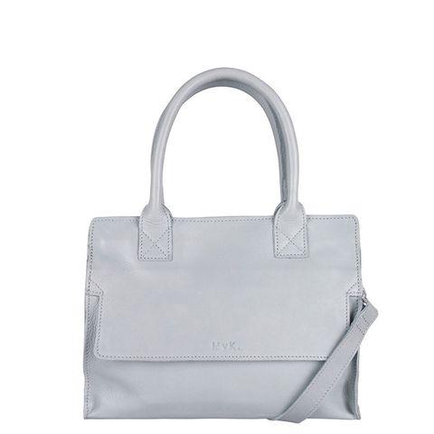 MyK Bag Cityhopper Silver Grey