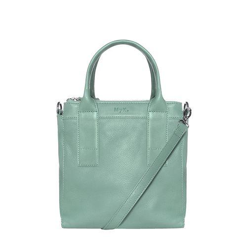 MyK Bag Ivy Schoudertas Mint