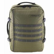 CabinZero Military 36L Lightweight Adventure Bag Military Green