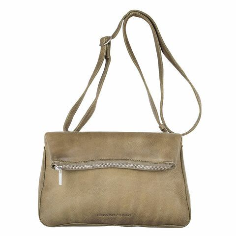 Cowboysbag Bag Ridgewood Schoudertas Hunter Green 2120