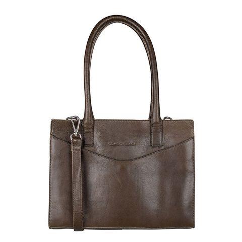 Cowboysbag Bag Nora Schoudertas Dark Green 2270