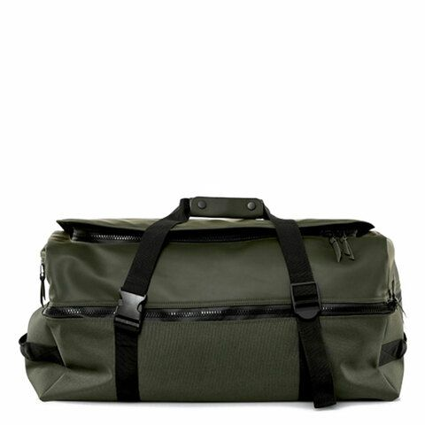 Rains Duffel Backpack Large - Green