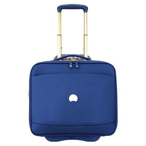 Delsey Montrouge Cabin Laptop Trolley Boardcase 15.6'' Blue