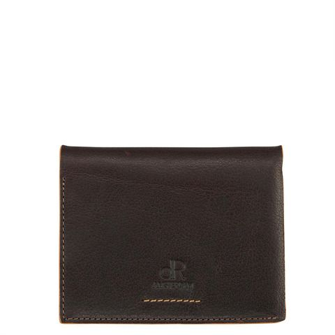 dR Amsterdam Icon Wallet Secr. Comp. Brown 91513