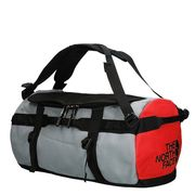 The North Face Gilman Duffel L TNF Black/ Mid Grey/ Fiery Red